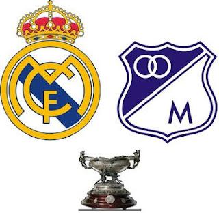 Ver Real Madrid vs Millonarios en vivo En Directo
