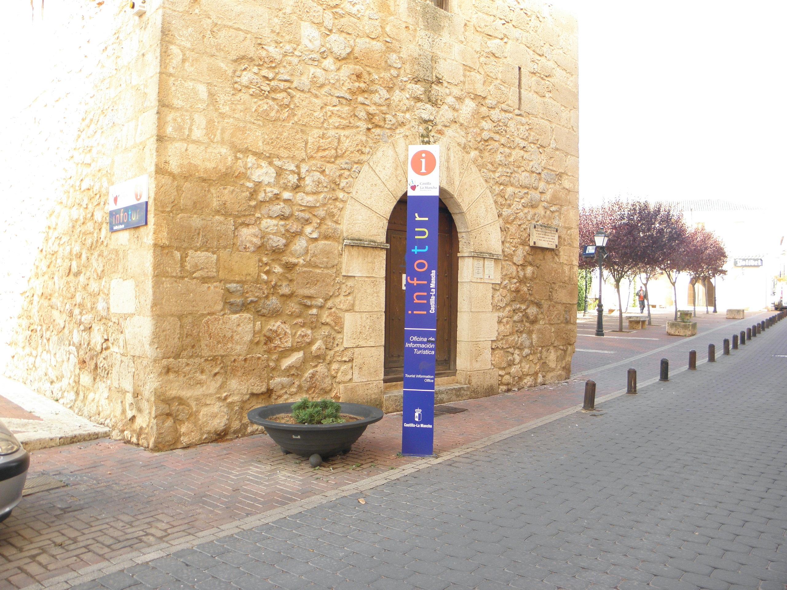 Turismo san clemente for Oficina de turismo cuenca