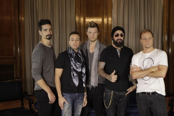 Backstreet Boys actuará en Madrid y Barcelona en febrero de 2014