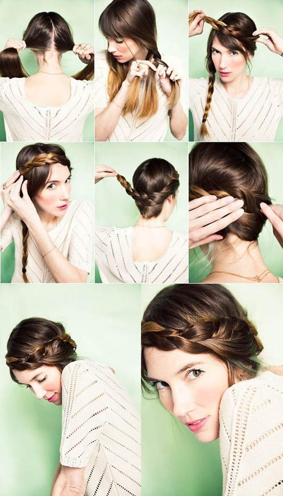 Peinados faciles vip 2013 paso a paso como hacer peinados - Peinados de moda faciles de hacer en casa ...