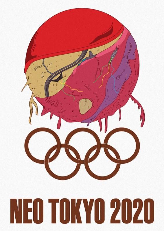 Akira Predijo Los Juegos Olimpicos De Tokio 2020