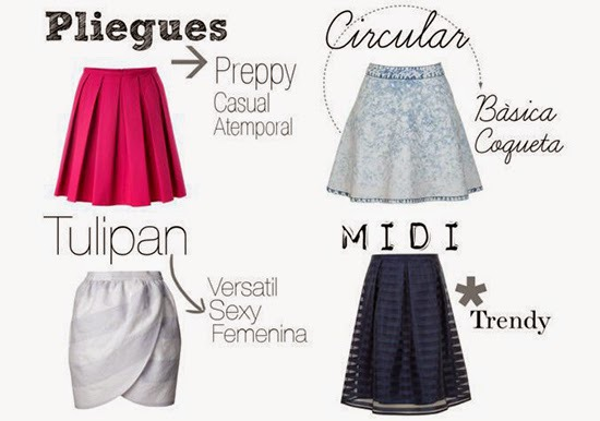 5e01c53ca Tipos de faldas para chicas de tallas extra