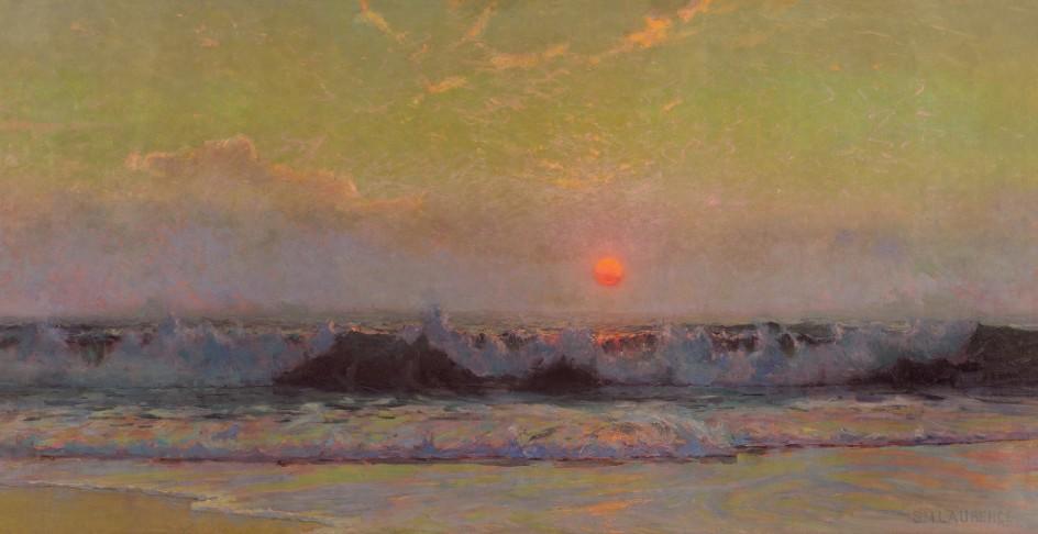 Resultado de imagen de hombre y mar pintrua