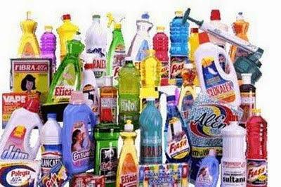 Los peligros de los productos de limpieza t xicos del hogar for Articulos para limpieza del hogar
