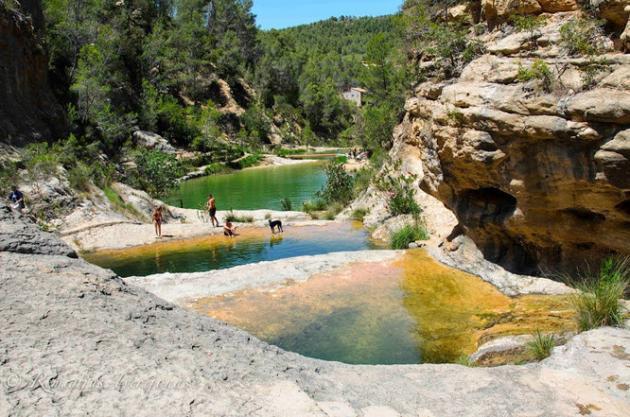 9 piscinas naturales en la comunidad valenciana for Piscinas naturales comunidad valenciana