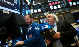 Wall Street sigue sumando récords; el Dow rumbo a 20.000 puntos