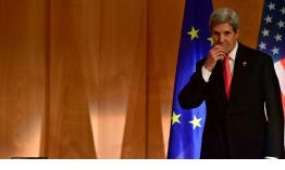 "Kerry alerta de la ""inquietud"" creciente en la política occidental"