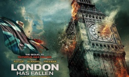 Crítica de Londres Bajo Fuego (London Has Fallen)