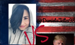 Demi Lovato Vs Donald Trump
