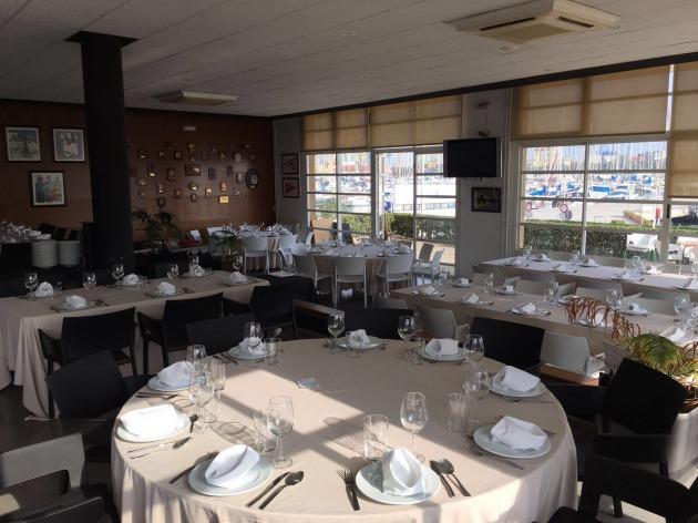Nueva gerencia del restaurante ubicado en el real club - Restaurante club nautico zaragoza ...