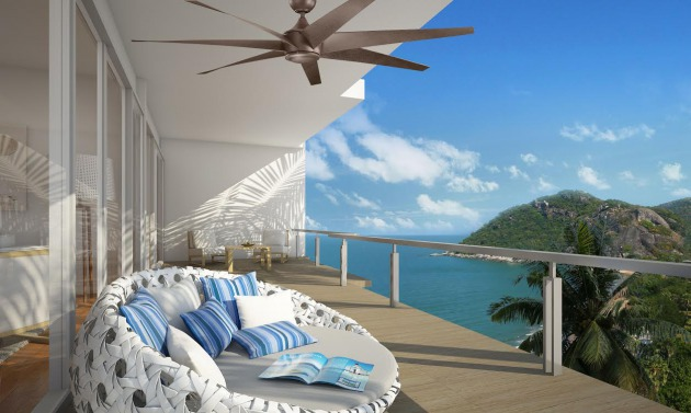 Ventilador para exteriores lehr efectividad y excepcional ahorro de energ a - Ventilador exterior ...