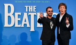 "Paul McCartney, ""emocionado"" en estreno del documental sobre los Beatles"