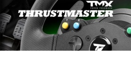 ANÁLISIS HARD-GAMING: Volante Thrustmaster TMX Force Feedback
