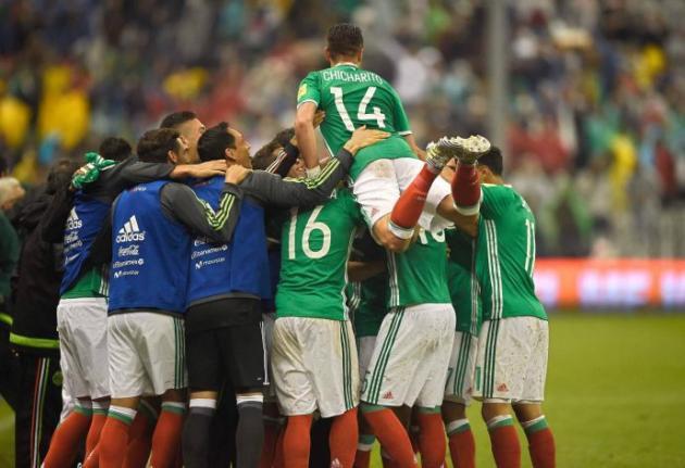 México se clasifica para el Mundial de Rusia 2018 tras ...