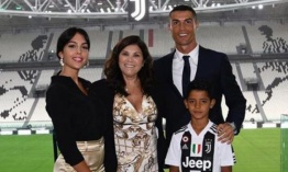 Doblete de Cristiano Jr. enciende las redes (VIDEO)