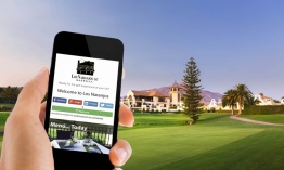 "Cambium Netwoks da soporte al ""wifi marketing"" del Club de Golf Los Naranjos de Marbella"