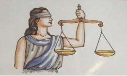 La balanza de la Justicia - destino, suerte y venganza