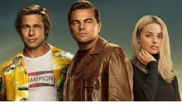 Tarantino y yo: Once upon a time in Hollywood