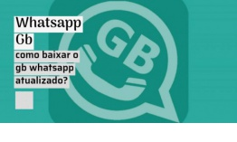 Whatsapp gb transparente