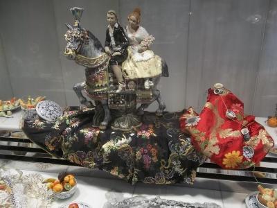 Rosa jerico dedica su escaparate a la ceramica artesanal Ceramica artesanal valencia
