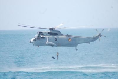 nadador rescate seaking